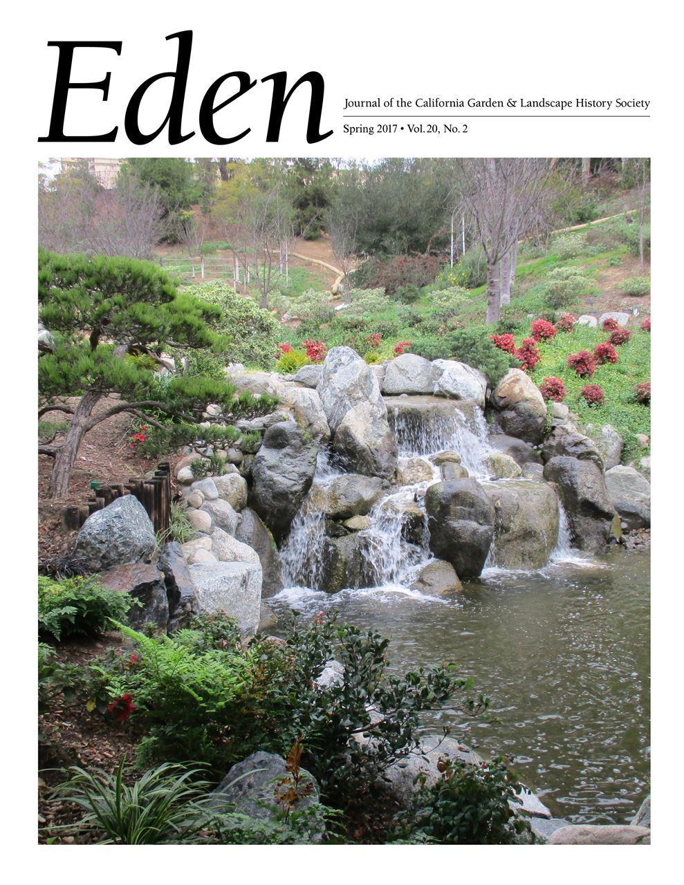 California Garden & Landscape History Society - Archives